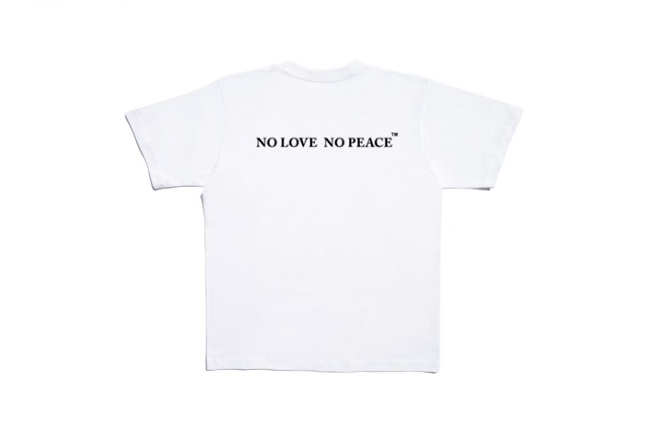 MARC HARN No love No peace Shooting Star SS Tops Model 20.002