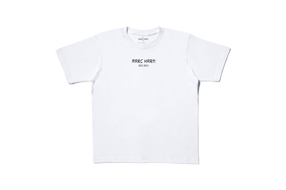 MARC HARN Digital logo SS Tops Model 20.012