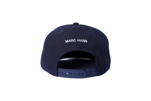 MARC HARN Peace flower New era 9fifty cap Model 20.018